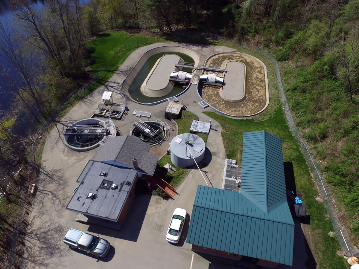 Rollinsford's Water Treatment Plant